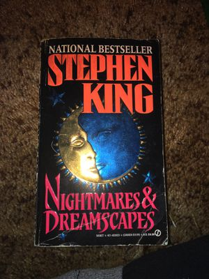 Stephen King Nightmares & Dreamscapes for Sale in Seneca, MO