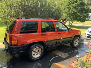98 Jeep Grand Cherokee for Sale in Windsor, CT