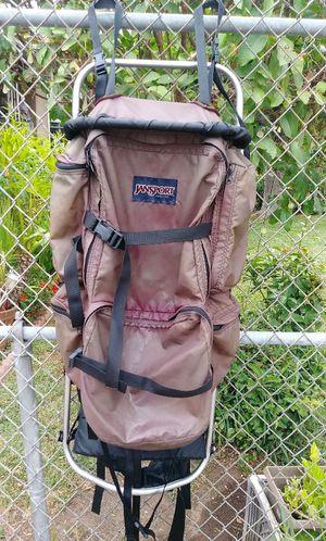 Jansport hiking backpacking backpack for Sale in San Fernando, CA