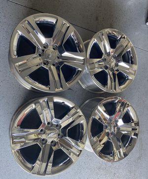 Chevy Silverado Factory Wheels for Sale in Fontana, CA
