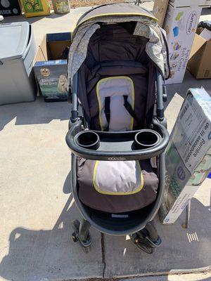 Stroller and car seat with extra base for car for Sale in Henderson, NV