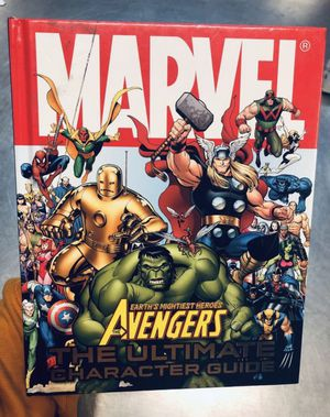 Marvel Avengers Book for Sale in Upland, CA