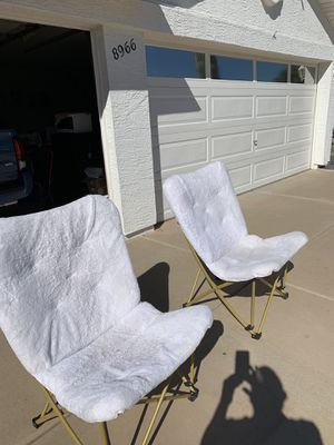 BUTTERFLY CHAIRS for Sale in Glendale, AZ