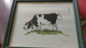 Cute Print of Cow. Koenen for Sale in Knoxville, TN