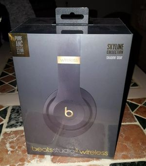 Dre Beats studio 3 wireless headphones for Sale in Virginia Beach, VA