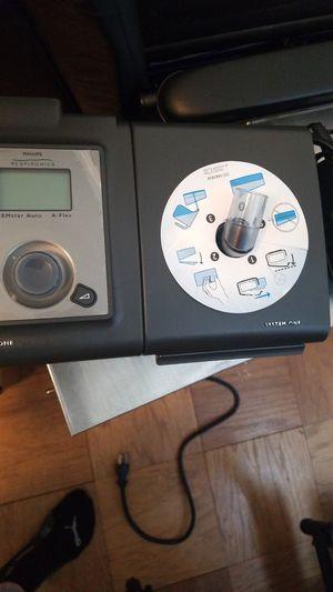 Philip's respironics remstar auto a-flex cpap sleep apnea machine 222 for Sale in Los Angeles, CA