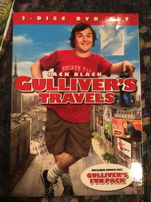 Gullivers Travels DVD for Sale in Herndon, VA