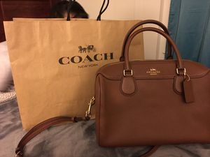 NEW COACH Handbag georgeus for Sale in Sudley Springs, VA
