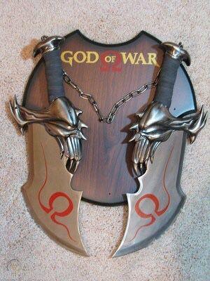 God Of War Wall Mount for Sale in Las Vegas, NV