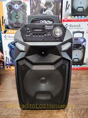 "Bocina Bluetooth Speaker 8"" 🔊 Pulgadas LED Lights Karaoke 🎤 Included Rechargeable 🔋 +++ for Sale in Los Angeles, CA"