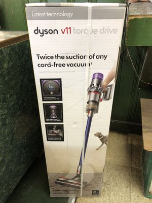 Brand New Sealed Dyson V11 Torque Drive Cordless Latest Technology Vacuum for Sale in Toms River, NJ