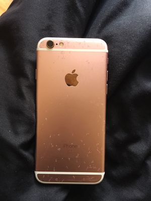 iPhone 6s 32GB Unlocked any carrier for Sale in Gaithersburg, MD