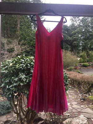 Vintage Ralph Lauren silk sundress-size 12 ( orig. $199!) for Sale in Federal Way, WA