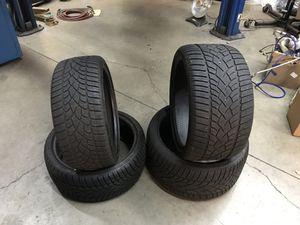 porsche tires r19 dunlop for Sale in Fairfax, VA