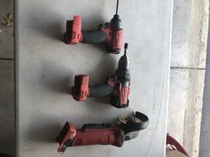 M18 impact grinder hammer drill for Sale in Grove City, OH