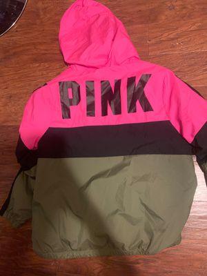 Pink windbreaker for Sale in Fresno, CA