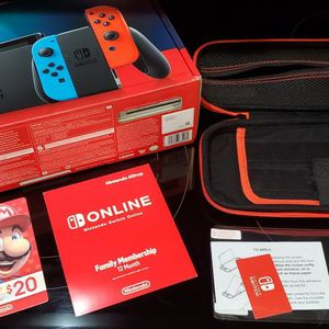 New Nintendo Switch Bundle for Sale in Sherwood, OR