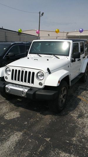 Jeep wrangler unlimited for Sale in St. Louis, MO