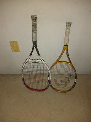 Tennis Rackets for Sale in Malden, MA