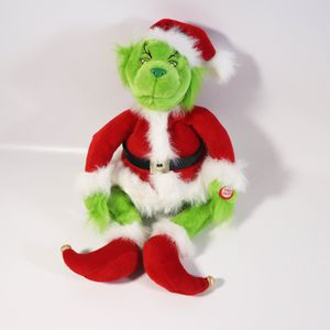 "10"" Tall Beverly Hills Teddy Bear Musical Singing Dr. Seuss Grinch Plush Toy - C0131CX for Sale in Mesa, AZ"