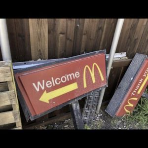 Macdonalds Signs Each 30 for Sale in Rowlett, TX