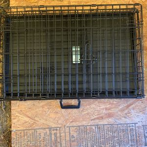 Medium Collapsible Dog Crate for Sale in Rancho Cordova, CA
