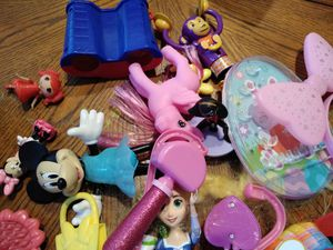 Misc Girls Toys, Minnie Mouse, Rapunzel And more for Sale in Turlock, CA