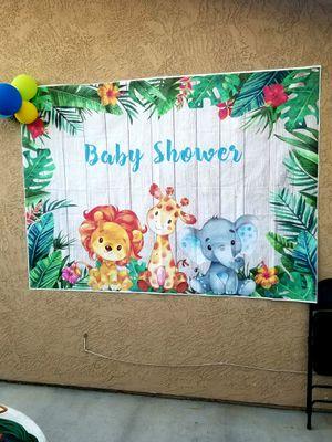 Babyshower banner for Sale in Stockton, CA
