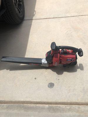 Garden leaf blower Troy-Bilt for Sale in North Las Vegas, NV