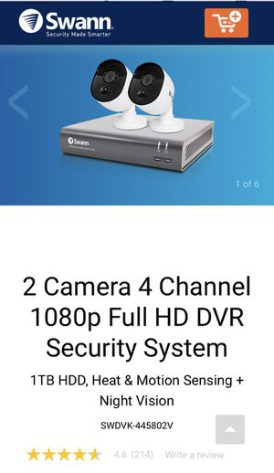 Swann Security System BRAND NEW for Sale in Southington, CT