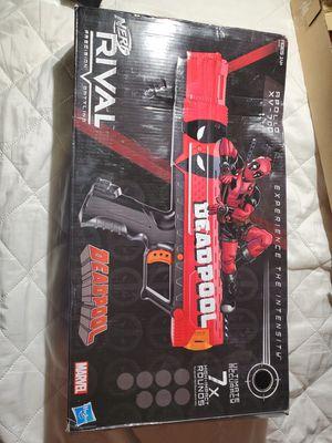Nerf Rival Gun Dead pull limited edition for Sale in Dallas, TX