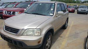 2002 Honda crv awd for Sale in Tulsa, OK