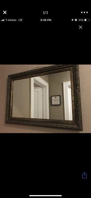 Antique rustic mirror for Sale in Wichita, KS