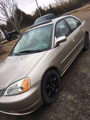 Honda civic 2002 for Sale in Augusta, KS