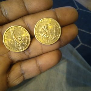 Gold Dollars Located In Chesapeake Virginia For A Thousand For Two for Sale in Chesapeake, VA
