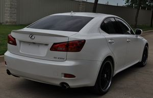 2OO8 Lexus IS250 No Damage/Runs&Drives Great!! for Sale in Austin, TX