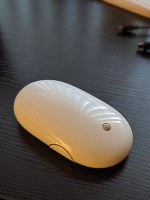 Apple Mighty Mouse Wireless for Sale in Gilbert, AZ