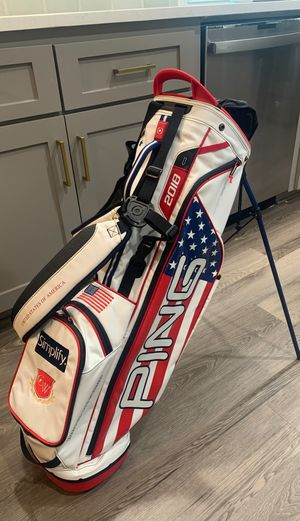 PING Golf Bag (stand bag) for Sale in Pasadena, TX