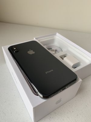 Apple iPhone X 64gb Black GSM Unlocked for Sale in Prospect Heights, IL