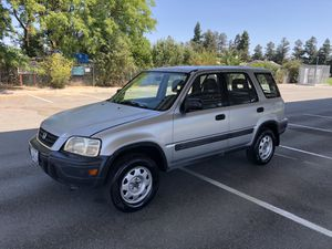 2001 Honda crv 156k miles runs and drives excellent $2950 for Sale in Santa Clara, CA
