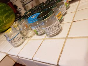 Baby food jars for Sale in Tracy, CA