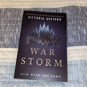 War Storm By Victoria Aveyard for Sale in Warrenville, IL