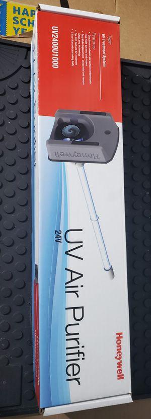HONEYWELL UV HVAC PURIFIER 24V NEW for Sale in Hanover Park, IL
