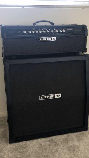 Line 6 Spider iv 150 Watt Guitar Amp 4x12 Halfstack (Or Best Offer) for Sale in El Monte, CA