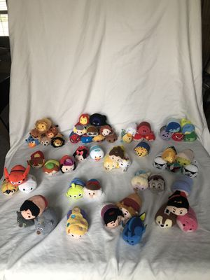 Disney Tsums Tsums for Sale in Stockton, CA