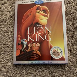 Lion King for Sale in Milwaukie, OR