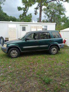 2002 Honda CRV for Sale in Vero Beach, FL