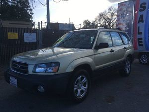 2003 Subaru Forester for Sale in Riverbank, CA