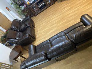 Recliner sofa set for Sale in Miami, FL