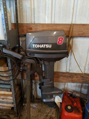 Tohatsu outboard motor for Sale in Darrington, WA